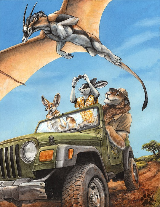 Comic Art by Screwbald
