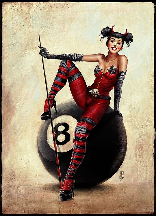 Awesome Illustrations by JS Rossbach