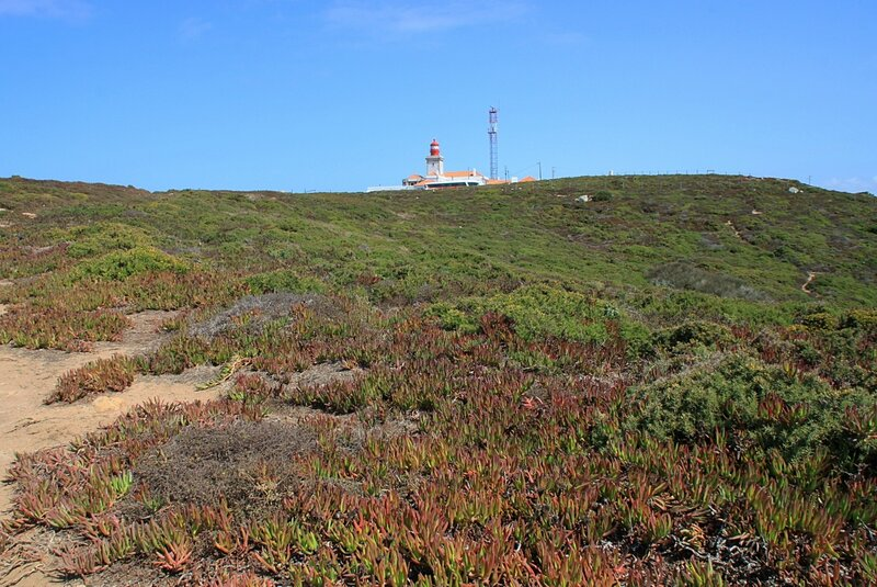 Мыс Рока - маяк (Cape Roca – Lighthouse)
