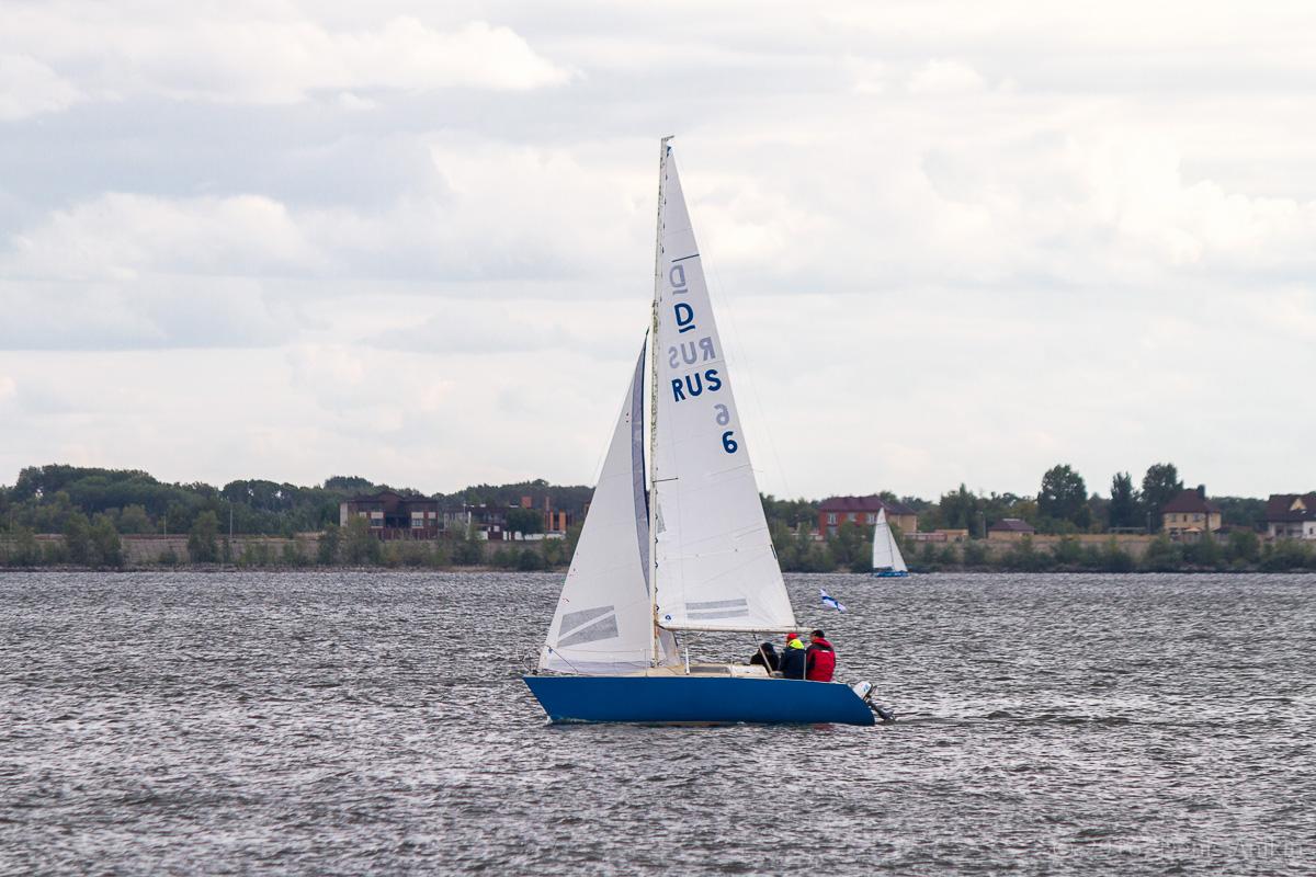 Яхты на Волге 24