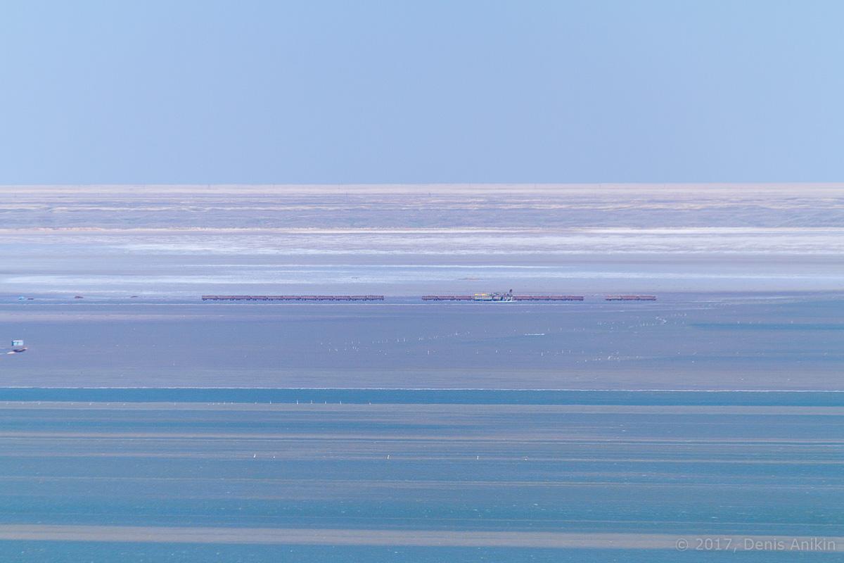 Озеро Баскунчак фото 11