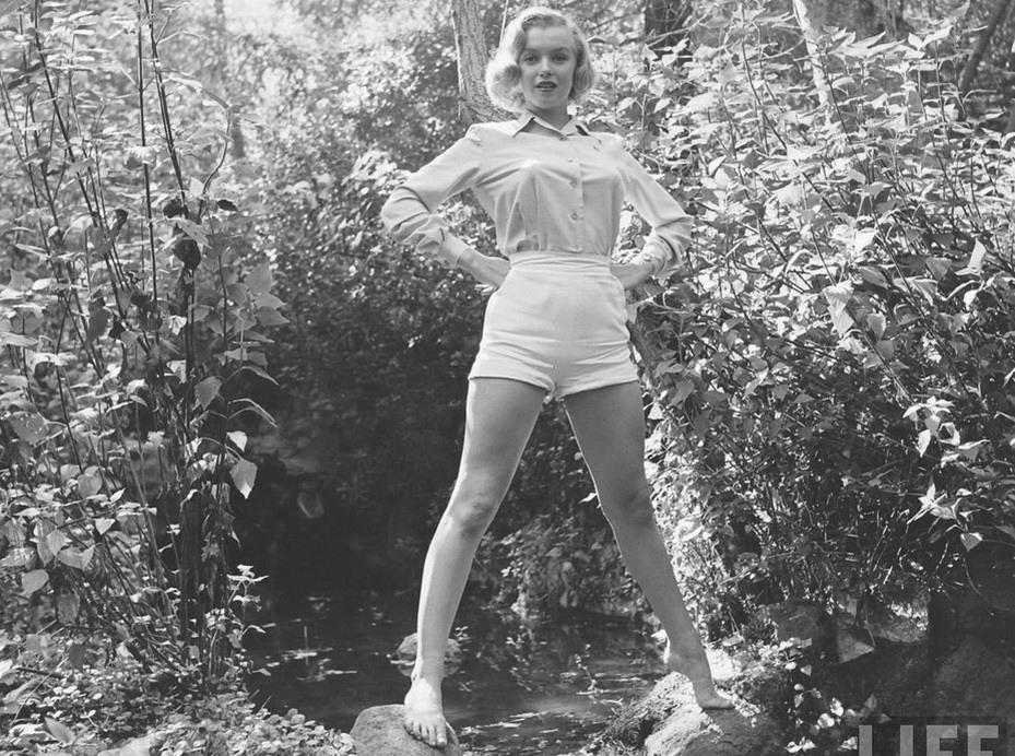 Мэрилин Монро: факты, слухи, фотографии