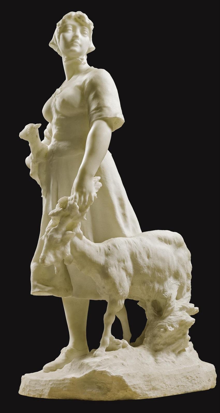 FÉLIX-MAURICE CHARPENTIER SHEPHERDESS.jpg