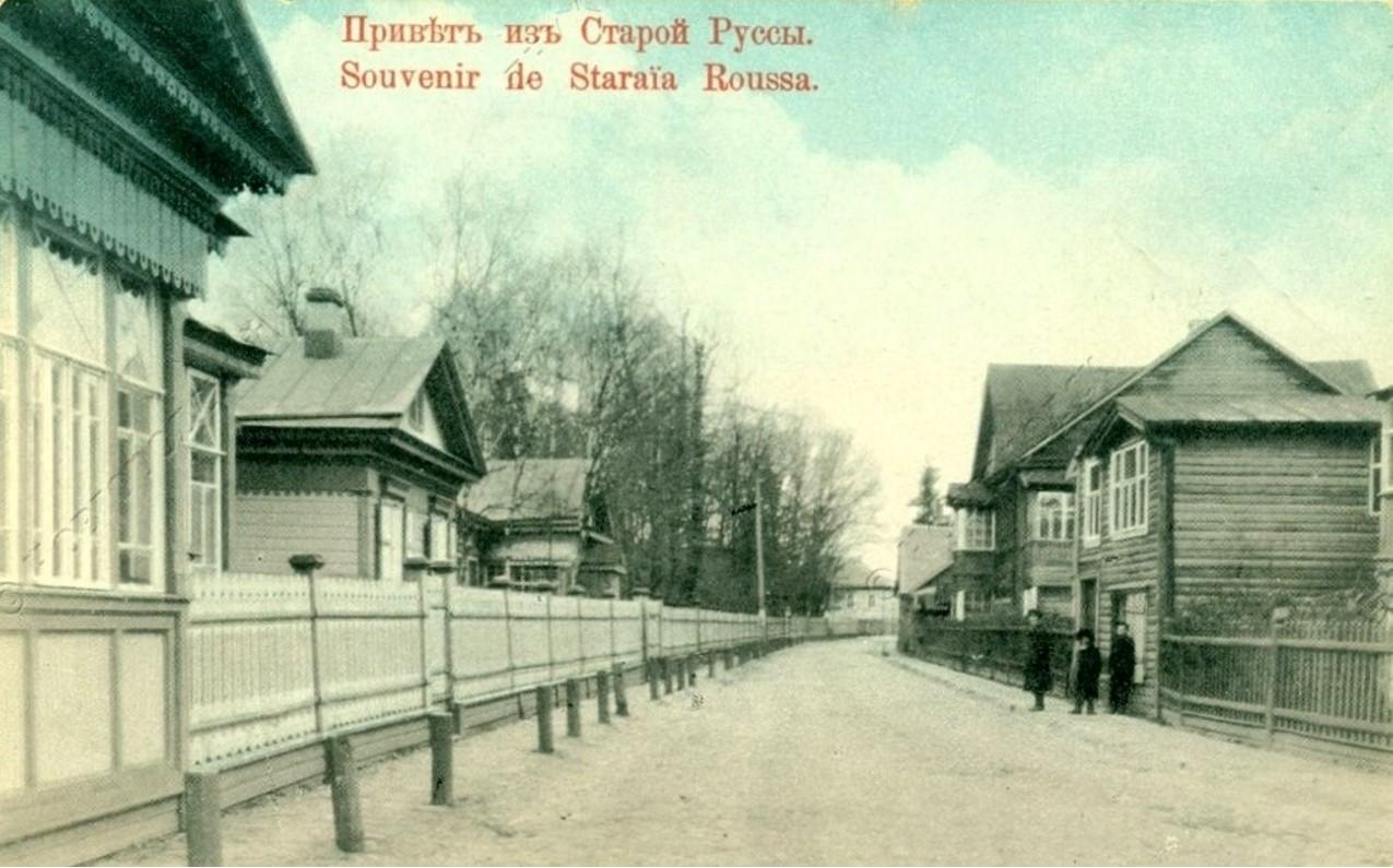 Дмитриевский переулок