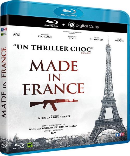 Сделано во Франции / Made in France (2015/BDRip/HDRip)