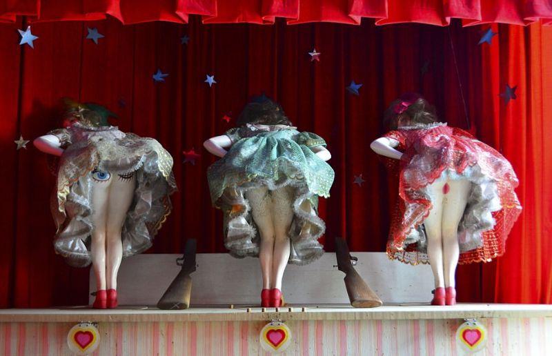Заброшенный музей секса в Японии