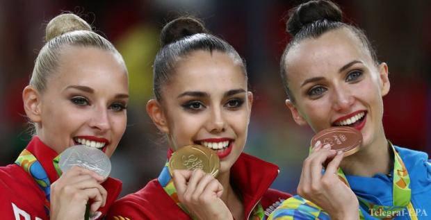 Золото российских гимнасток - не заслуженное, - СМИ
