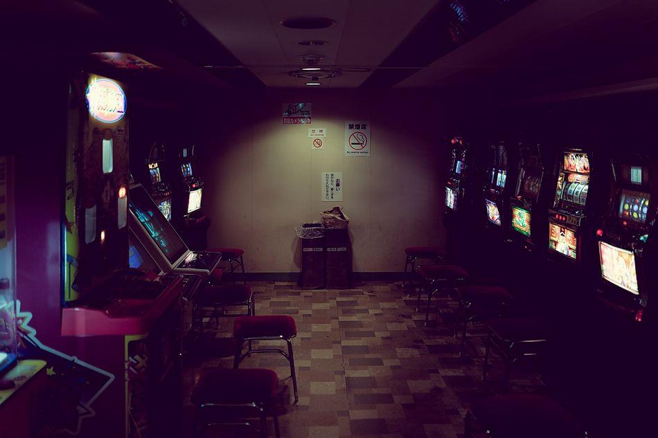 Интерьер Помещений Игровые автоматы