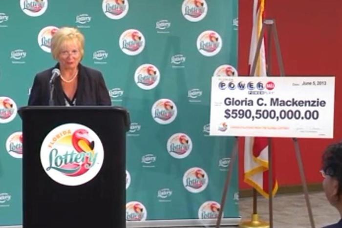 Выигрышный билет на 590 миллионов долларов обнаружился во Флориде