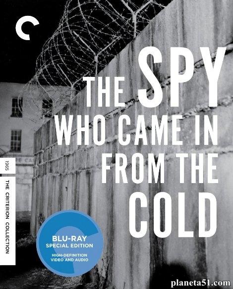 Шпион, пришедший с холода / The Spy Who Came in from the Cold (1965/HDRip/BDRip)