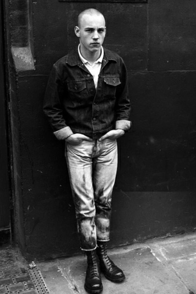 Скинхэды Англии 80-х годов взглядом Дерека Риджерса
