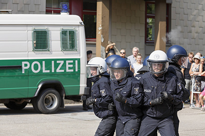 ВГермании задержали 3-х боевиковИГ при подготовке терактов