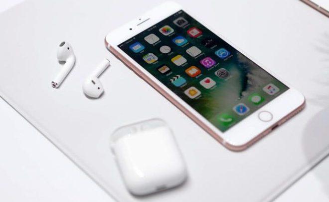 В РФ запущены официальные продажи iPhone 7 и7 Plus