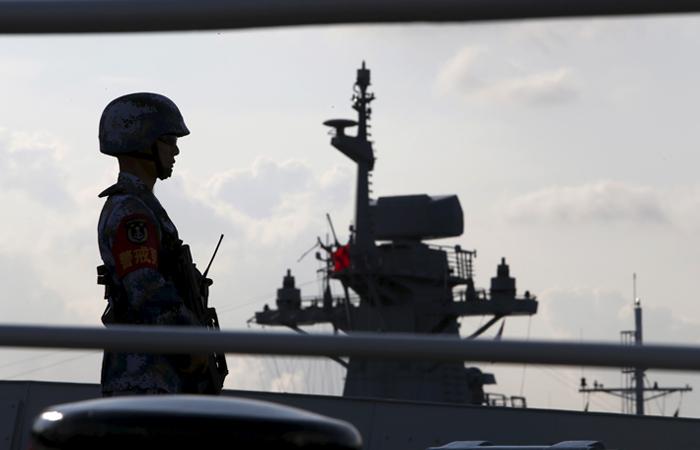 КНР похитил подводный беспилотник США вЮжно-Китайском море