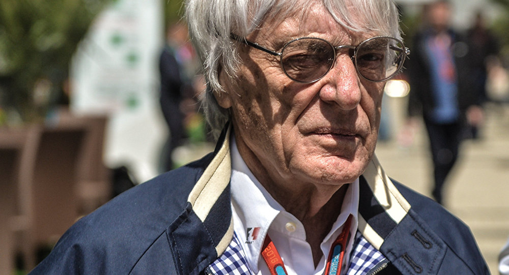 Берни Экклстоуна сократили после 40 лет напосту президента «Формулы 1»