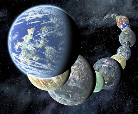 Ученые изсоедененных штатов обнаружили еще 117 экзопланет