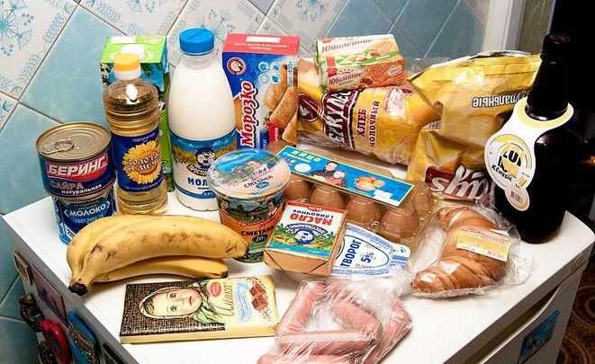 Всередине зимы минимальный набор продуктов питания подорожал до3726 руб.