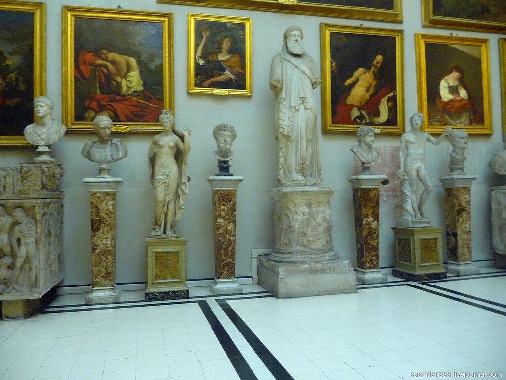 Зал древнегреческой и римской скульптуры