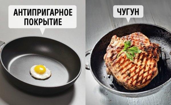 Кулинарных хитростей пост