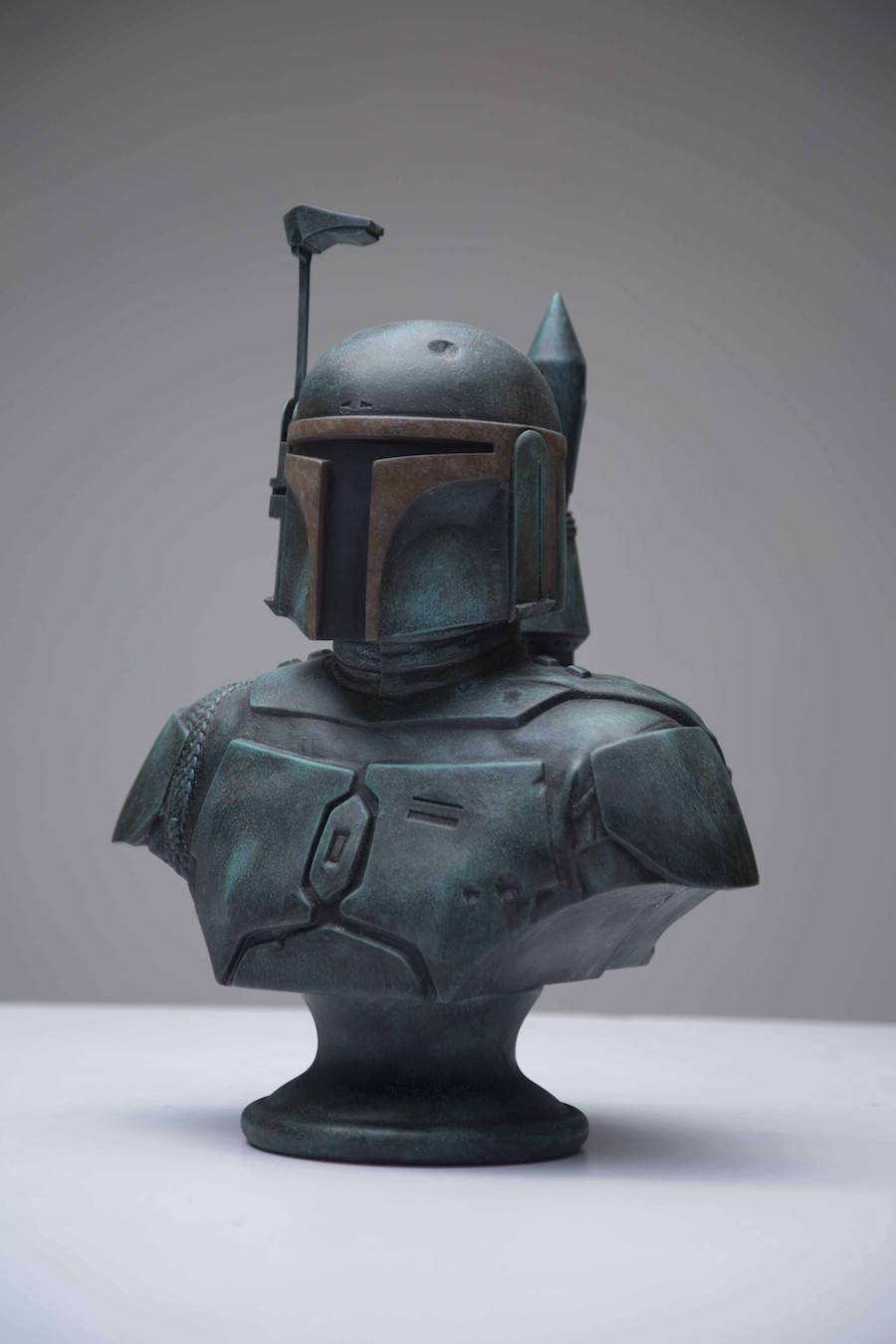 Star Wars Characters Chests Sculptures