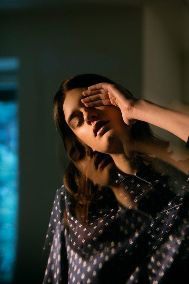 Model: Iza Bielawska / D'Vision Models @izabielawsqa Make-up: Marta Podbielska @lempapilo Style: Kat