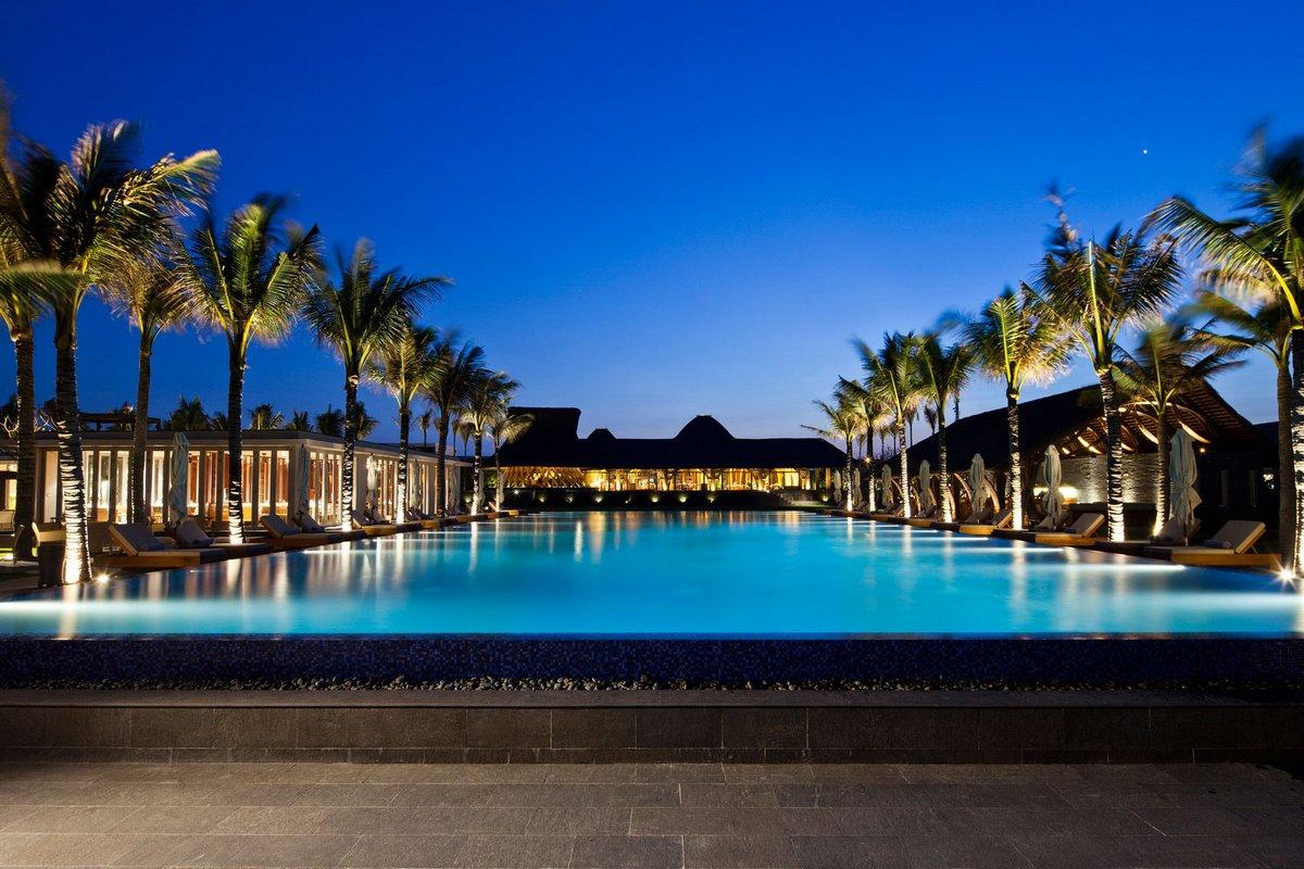 Naman Retreat Resort, Vo Trong Nghia Architects, лучшие отели мира фото, обзоры лучших отелей фото, самые интересные отели в мире фото