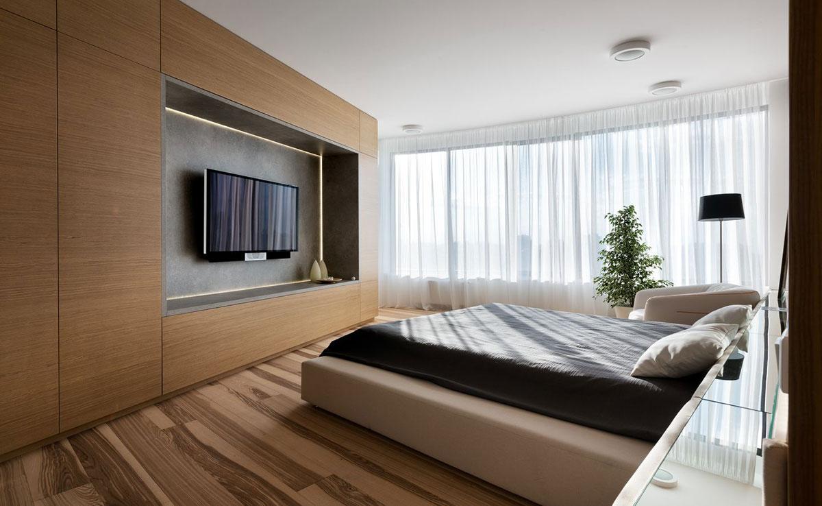 Апартаменты в Киеве от Sergey Makhno Architects