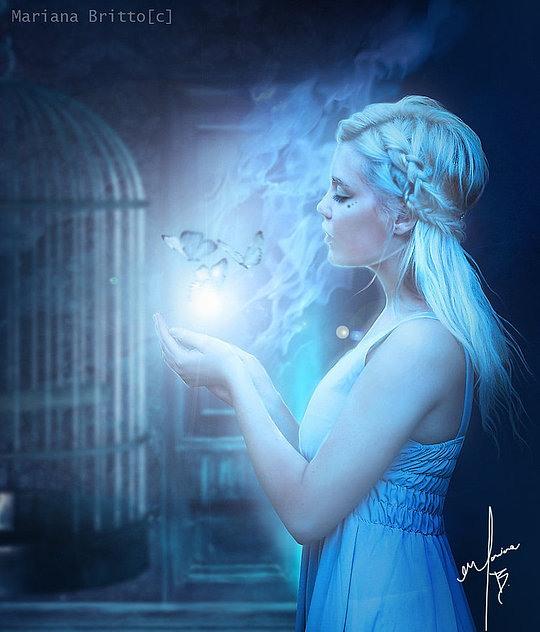 Hot Photo Manipulations by Mariana Britto