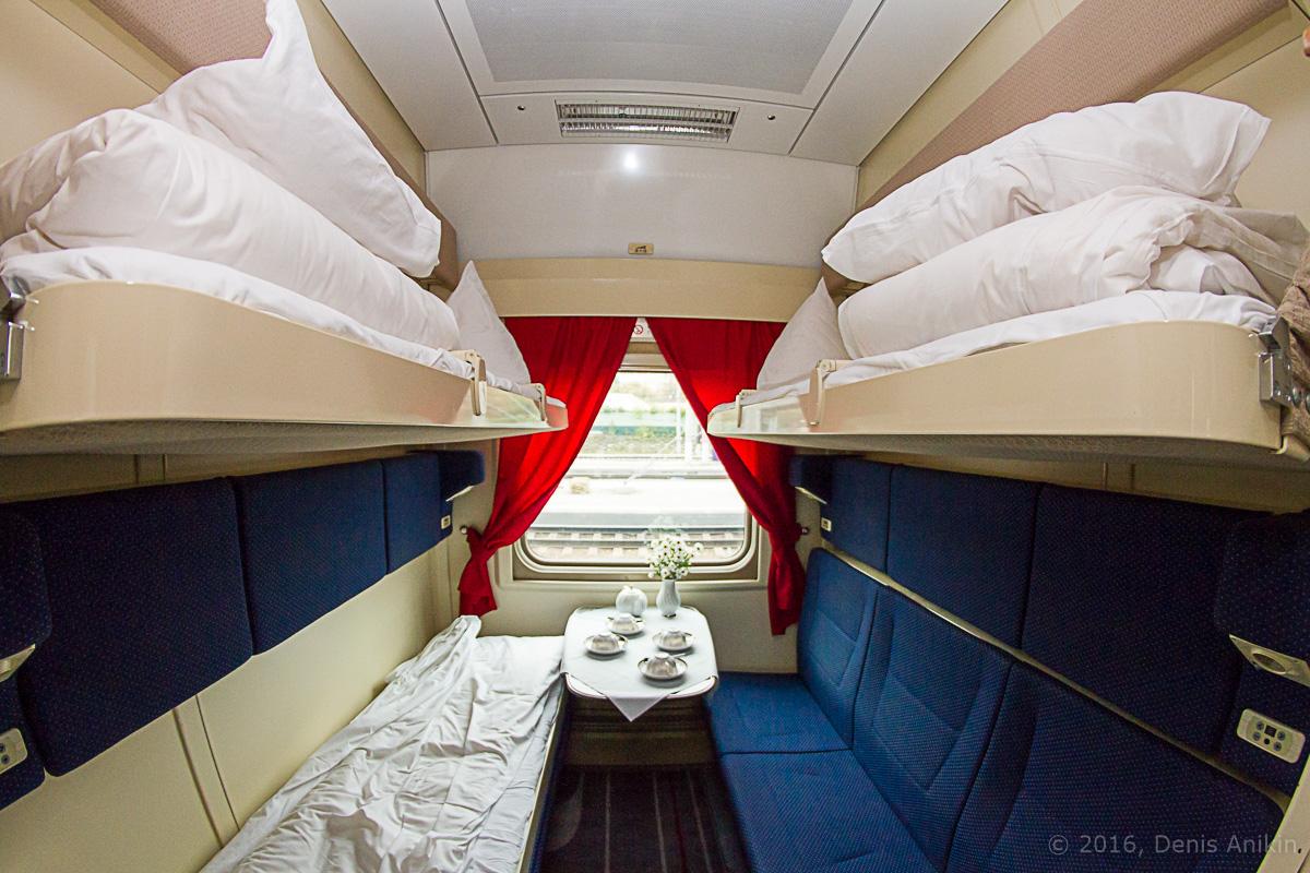 пассажирский вагон КРИ фото 2