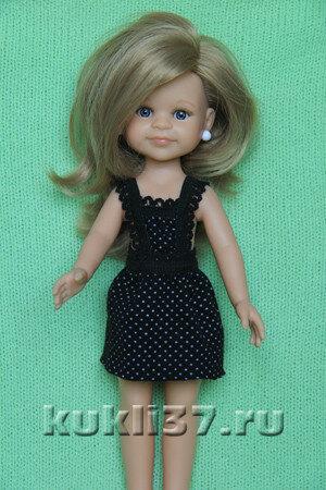 кукла Паола Рейна в сарафане
