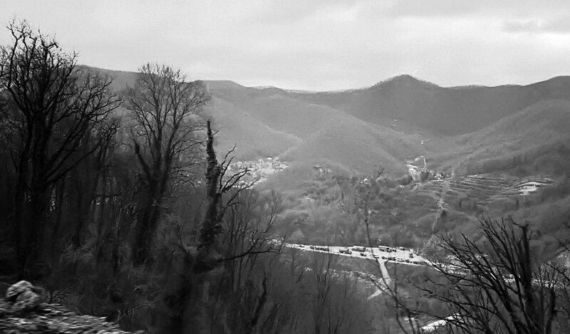 НАШ АДРЕС СОВЕТСКИЙ СОЮЗ. По дороге в Тбилиси. 1988г.. Фото Н. Бродяного 001.jpg