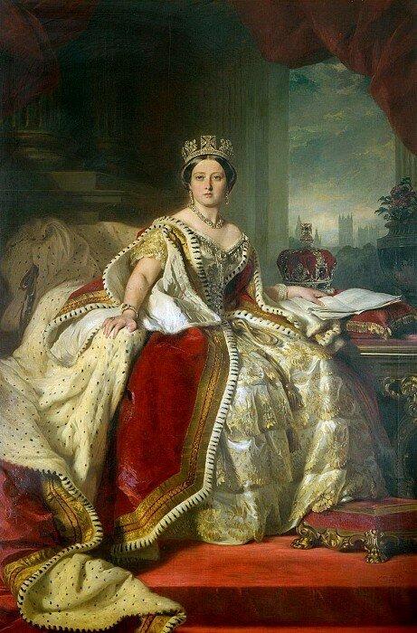 65.Королева Виктория (1819-1901).jpg