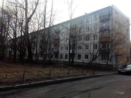ул. Софьи Ковалевской 5к5
