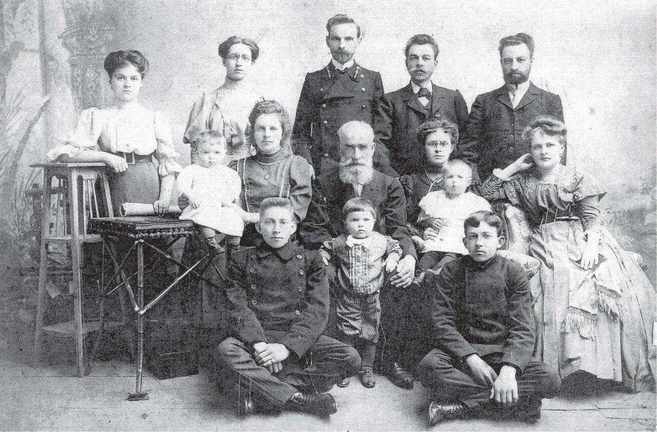 Семья купцов Копериных