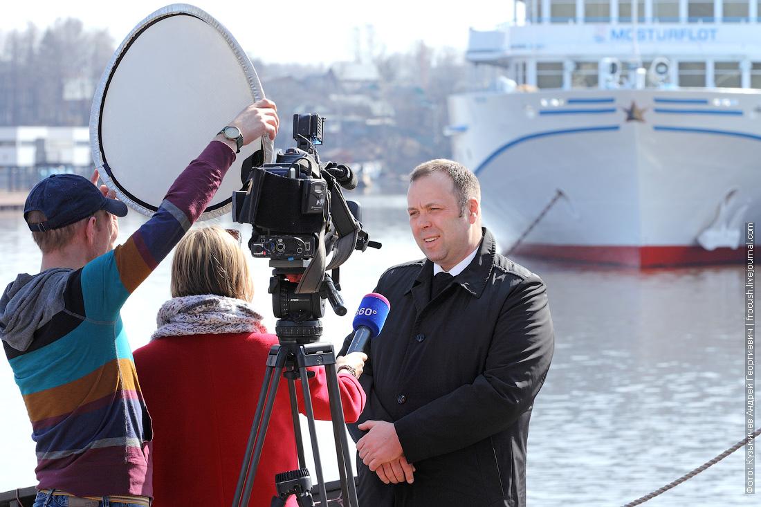 интервью у Владислава Викторовича Хасикова