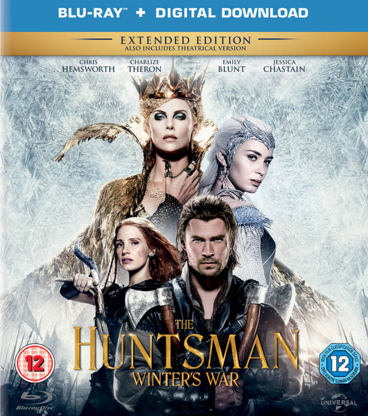 Белоснежка и Охотник 2 / The Huntsman: Winter's War [EXTENDED] (2016/BDRip/HDRip)