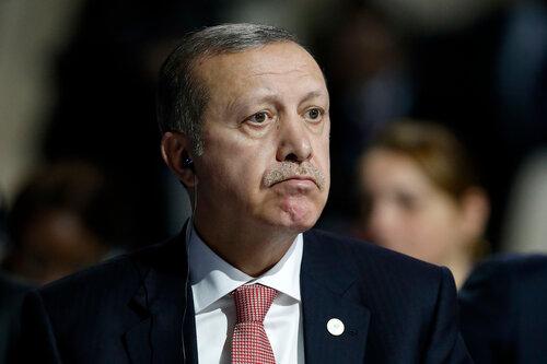 Эрдоган выразил соболезнования Армении за погибших в 1915
