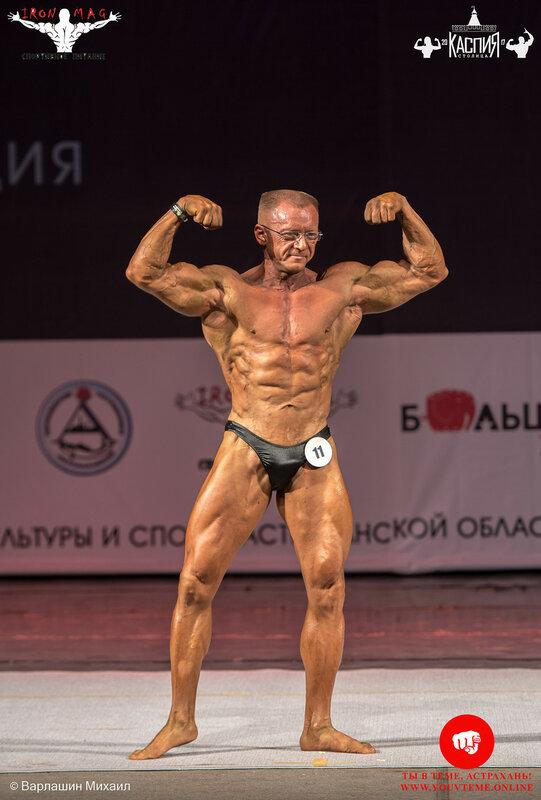 Второй кубок Городской Думы МО «Город Астрахань» по бодибилдингу, бодифитнесу и фитнес-бикини «Столица Каспия»