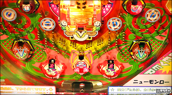 Правила игры на японском автомате патинко (пачинко)