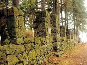 Старая ограда