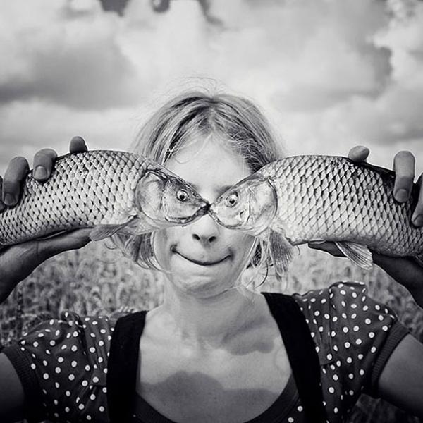 Сногсшибательные иллюзии! 33 фотографии, которые обманут зрение и собьют с толку