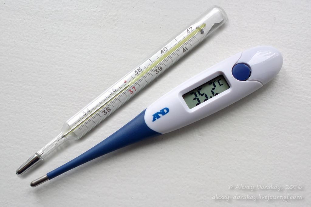 Как врачи измеряют нам температуру: alexey_donskoy — LiveJournal