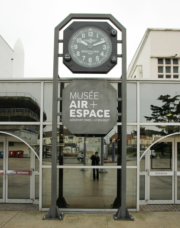 Museum of air and space in Le Bourget (Musée de l'air et de l'espace)