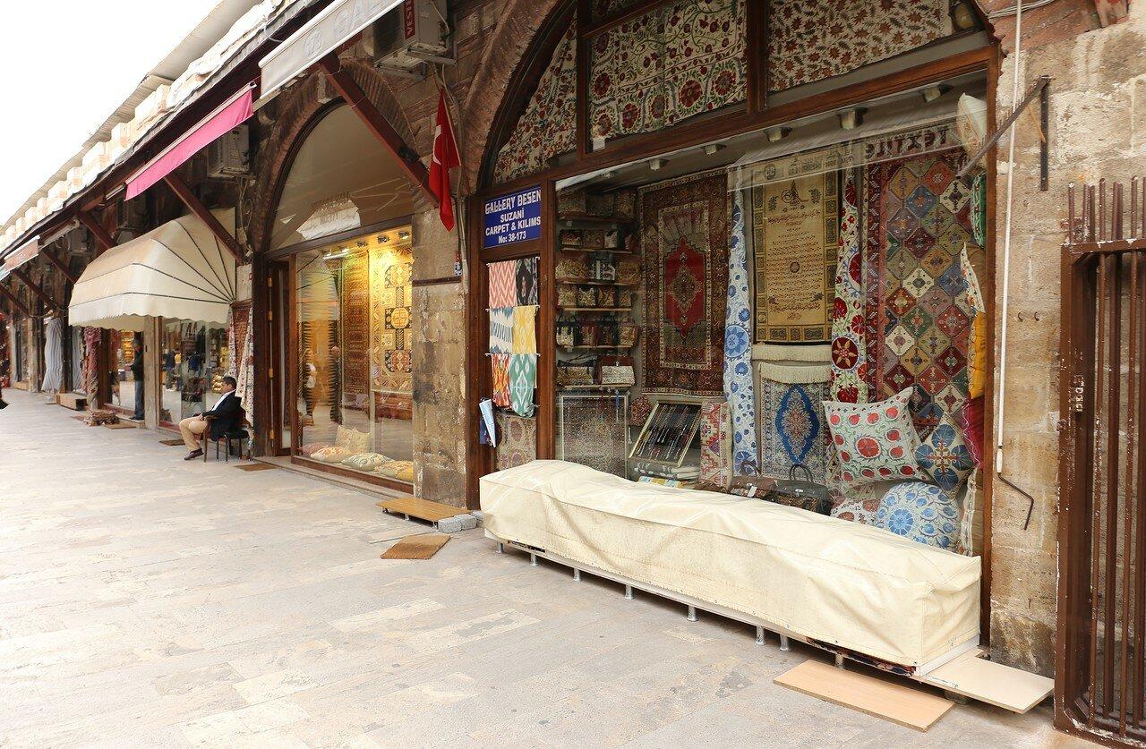 Istanbul. The Arasta Market (Arasta Bazaar)