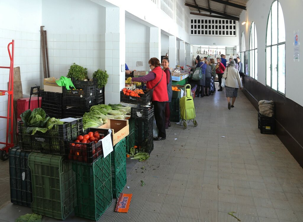 Trujillo, Municipal Market (Mercado)