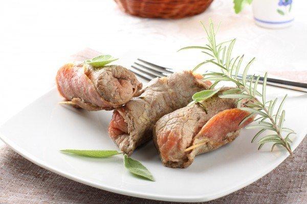 Самые вкусные мясные рулеты