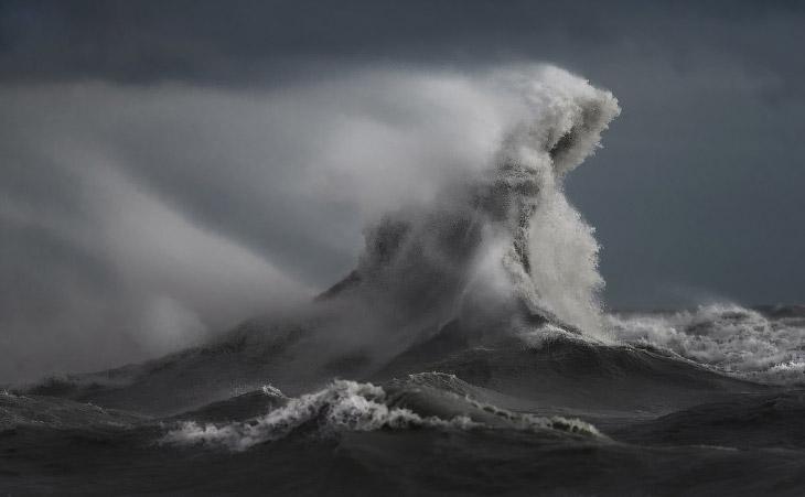 2. «Я был профессиональным фотографом 18 лет, но больше всего меня манят моря и океаны». (Фото Dave