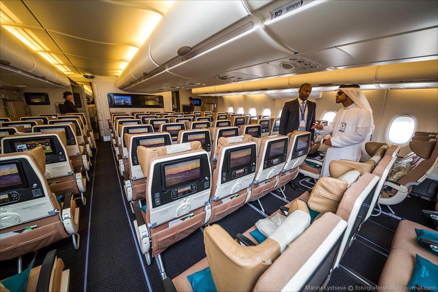 26. Этихадовский А380 из Москвы не летает, но билет на А320 стоит на февраль от 43 тысяч. Не самая д