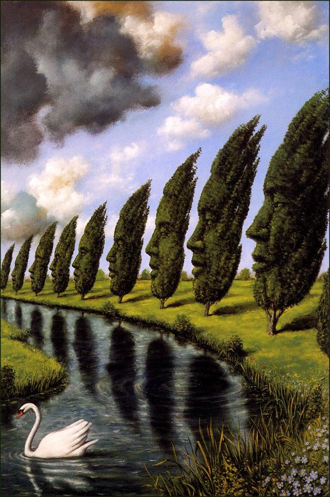 Изумляющий сюрреализм Рафала Ольбиньского