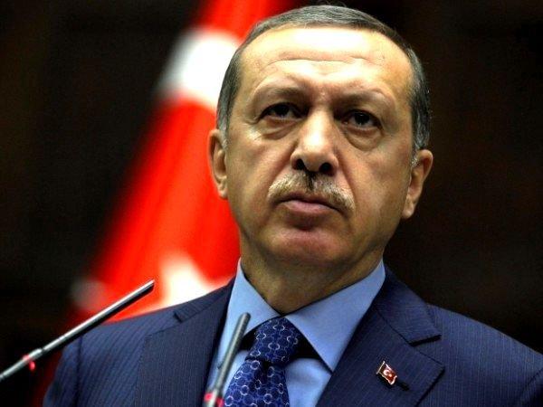 Эрдоган предложил Путину поделить расходы настроительство «Турецкого потока»